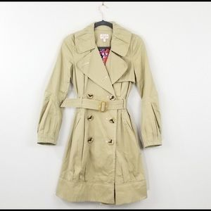 Trench Coat from Anthropologie